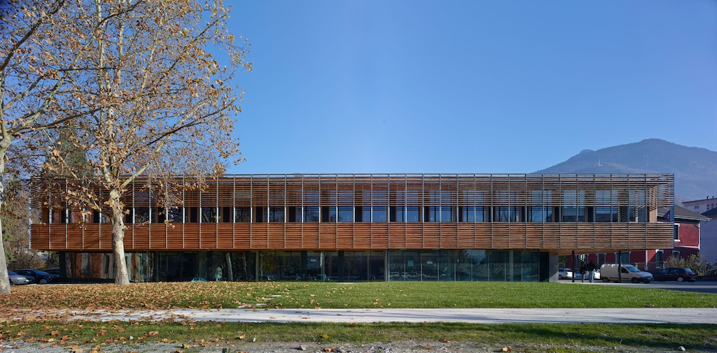 Albertville stephane chalmeau for Architecte albertville