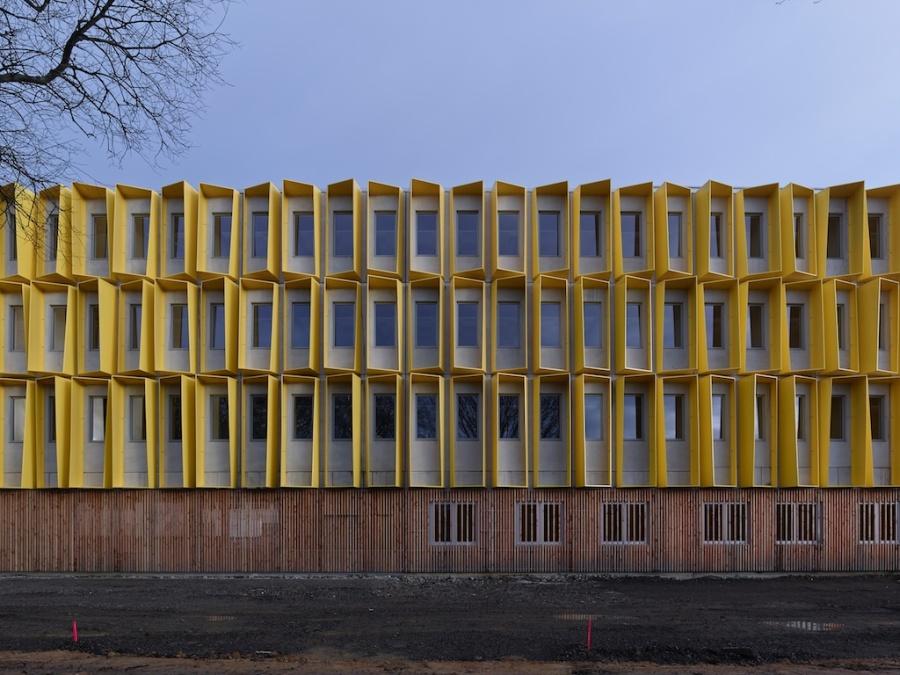 Immeuble TIC Tetrarc